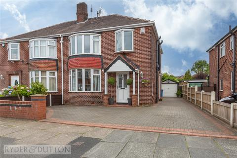 3 bedroom semi-detached house for sale - Manor Road, Alkrington, Middleton, Manchester, M24