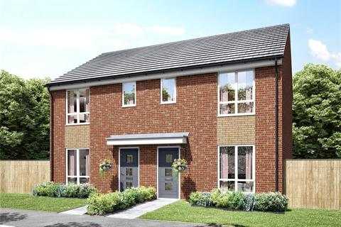 3 bedroom townhouse for sale - Plot 13 Cornbrook At Osprey Place, Stainton Drive, Middleton, Manchester, M24