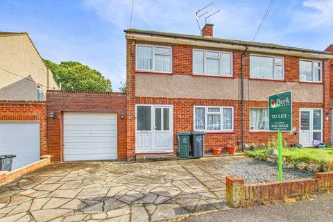 3 bedroom semi-detached house to rent - Spurrell Avenue, Bexley