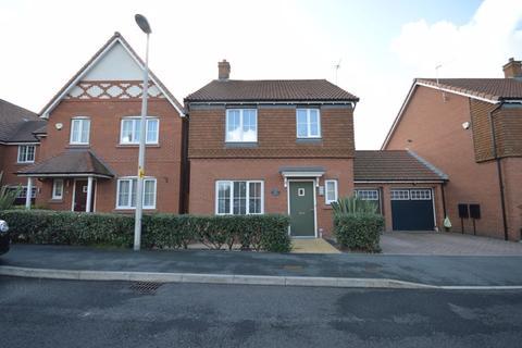 3 bedroom detached house for sale - St. Aidans Drive, Widnes