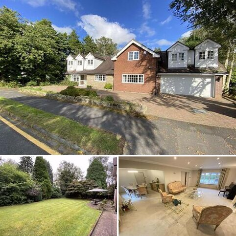 5 bedroom detached house for sale - Thorngrove Road, Wilmslow