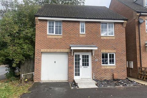 4 bedroom detached house for sale - Jubilee Gardens, Rushden, Northamptonshire, NN10