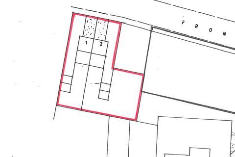 Plot for sale - Development Land, Front Street, Shotton Colliery, Durham