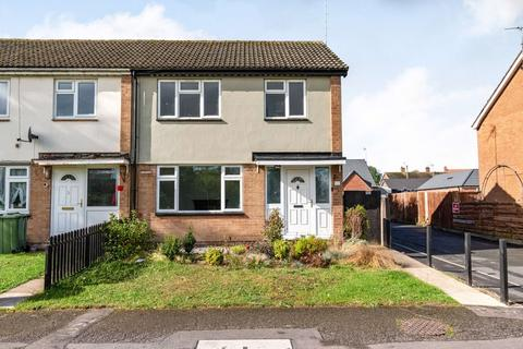 3 bedroom end of terrace house to rent - Thorpe Close, Coddington, Newark, NG24