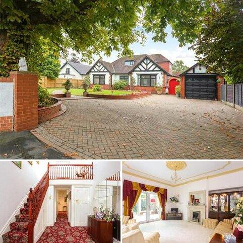 3 bedroom detached bungalow for sale - Cornhill Road, Urmston, Manchester, M41