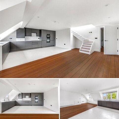 2 bedroom apartment to rent - Oakview Lodge, 8 Beechcroft Avenue, London, NW11