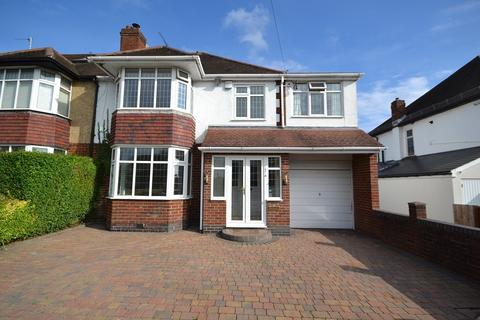 4 bedroom semi-detached house to rent - Baginton Road, Styvechale, Coventry CV3 6FY