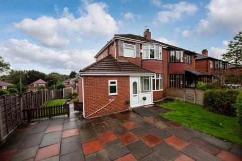 4 bedroom semi-detached house to rent - Agecroft Road East, Manchester