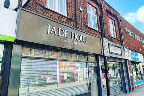 Retail property (high street) to rent - Jade Horth Hair & Beauty 28a Scot Lane DONCASTER DN1 1ES