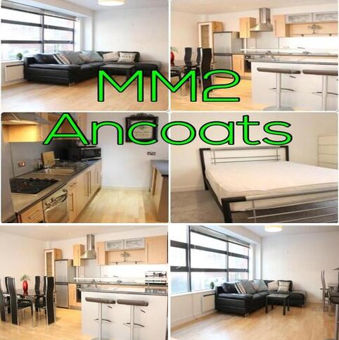 2 bedroom apartment to rent - MM2 Apartments, Pickford Street, Ancoats, Manchester, M4 5BS