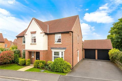4 bedroom detached house for sale - Hampden Way, Greylees, Sleaford, NG34