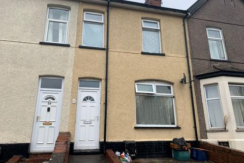 2 bedroom terraced house for sale - 41 Libeneth Road, Newport, Gwent, NP19 9AP