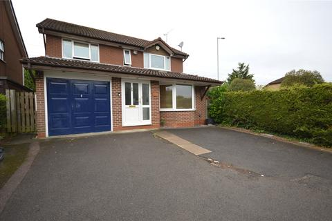 4 bedroom detached house for sale - Sworder Close, Luton, LU3