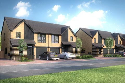 3 bedroom semi-detached house for sale - Plot 45 The Cedar, Urban Square, Handley Chase, NG34