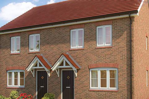 2 bedroom terraced house for sale - Plot 34, Holly at Yapton View, Drake Grove, Burndell Road, Yapton BN18