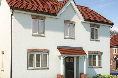 4 bedroom detached house for sale - Plot 36, Chestnut at Yapton View, Drake Grove, Burndell Road, Yapton BN18