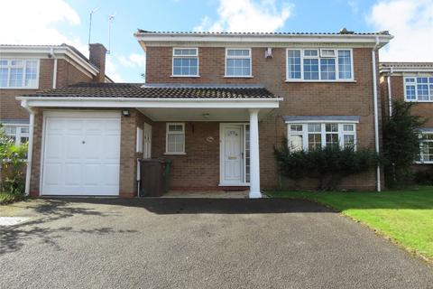 4 bedroom detached house to rent - Bowbrook Avenue, Shirley, Solihull, B90