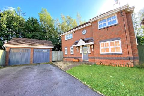 4 bedroom detached house for sale - Patreane Way Michaelston Gardens Cardiff CF5 4SA