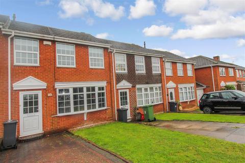 3 bedroom terraced house to rent - CHARNWOOD WAY, LILLINGTON, LEAMINGTON SPA CV32 7BU