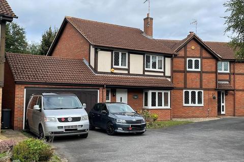4 bedroom detached house to rent - Aragon Drive, Warwick