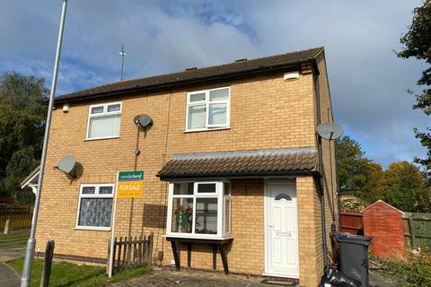 2 bedroom semi-detached house for sale - Morgan Close, Rectory Farm, Northampton, NN3