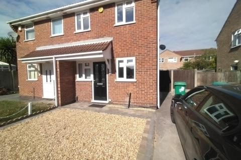 2 bedroom semi-detached house to rent - Denholme Road, Wollaton, NG8 4GQ