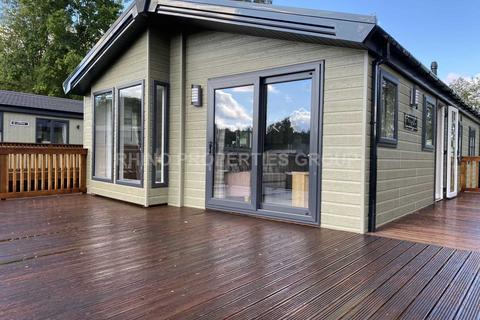 3 bedroom lodge for sale - Akebar Park, Bedale
