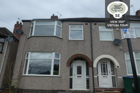 3 bedroom end of terrace house to rent - Cornelius Street, Coventry, CV3