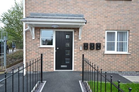 2 bedroom apartment to rent - Lyme Valley Road , Newcastle Under Lyme, ST5 3TF
