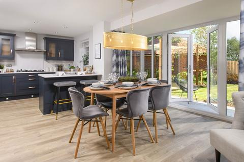 4 bedroom detached house for sale - Bradgate at Burnmill Grange Burnmill Road, Market Harborough LE16