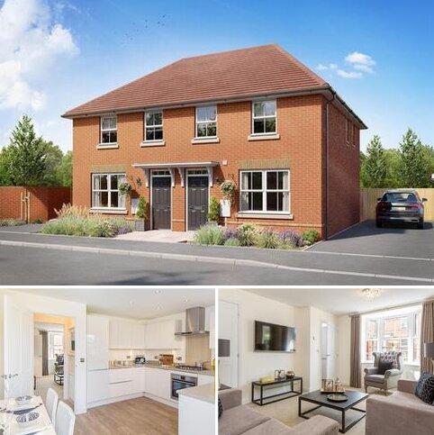 3 bedroom semi-detached house for sale - Archford at Fleckney Fields Kilby Road, Fleckney LE8