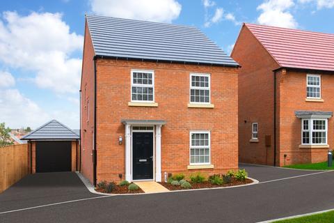 4 bedroom detached house for sale - Ingleby at Grange View Grange Road, Hugglescote LE67