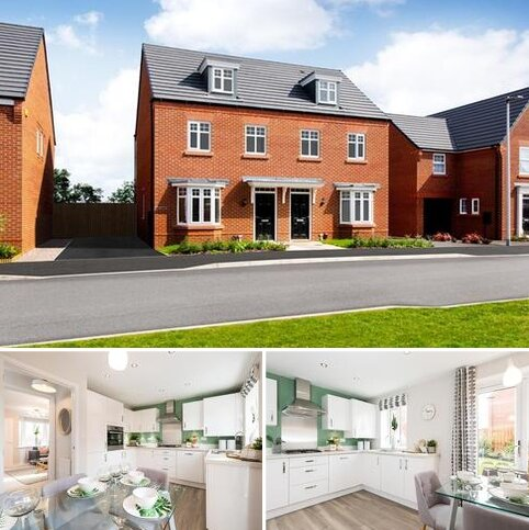 3 bedroom semi-detached house for sale - Kennett at Fleckney Fields Kilby Road, Fleckney LE8