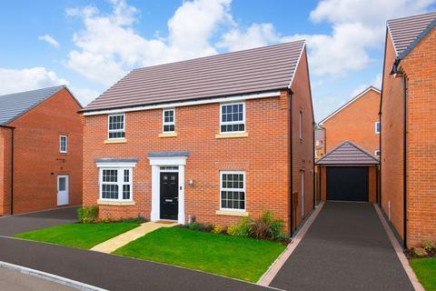 4 bedroom detached house for sale - Bradgate at Grange View Grange Road, Hugglescote LE67