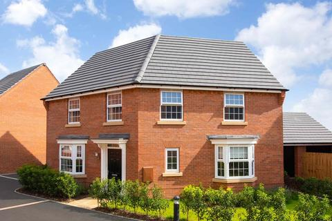 4 bedroom detached house for sale - Ashtree at Grange View Grange Road, Hugglescote LE67