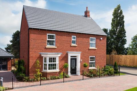 4 bedroom detached house for sale - Layton at Grange View Grange Road, Hugglescote LE67