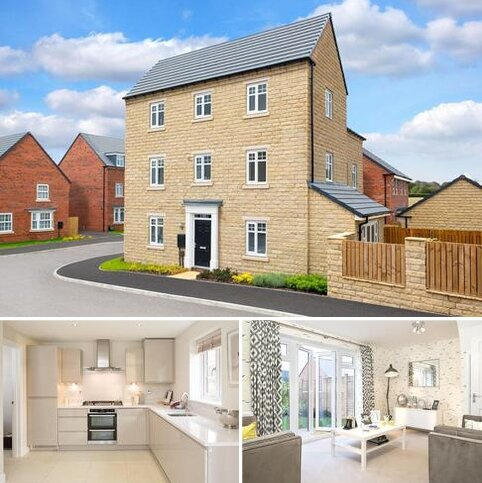 4 bedroom semi-detached house for sale - Parkin at The Drive at Mount Oswald South Road, Durham DH1