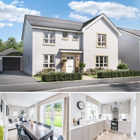 4 bedroom detached house for sale - BALMORAL at The Fairways 2 Westbarr Drive, Coatbridge ML5