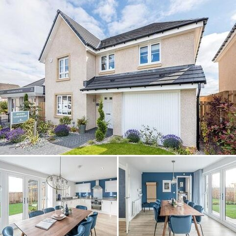 4 bedroom detached house for sale - Cullen at Thornton View Redwood Drive, East Kilbride G74