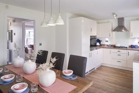 4 bedroom detached house for sale - HEMSWORTH at Grange View Grange Road, Hugglescote, Coalville LE67