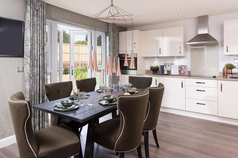 4 bedroom detached house for sale - HALE at Wigston Meadows Newton Lane, Wigston, Leicester LE18