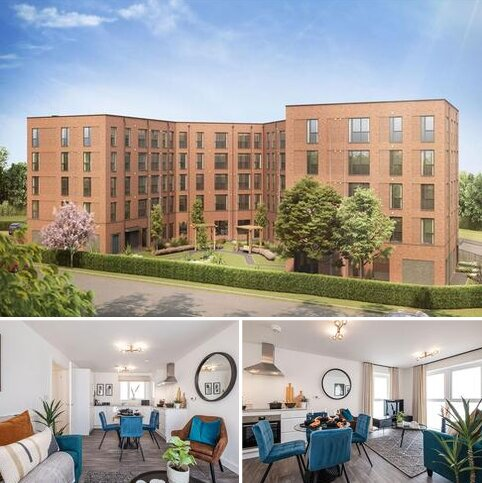 2 bedroom apartment for sale - Type J - First Floor at Berrington Place St Luke's Road, Highgate, Birmingham B5