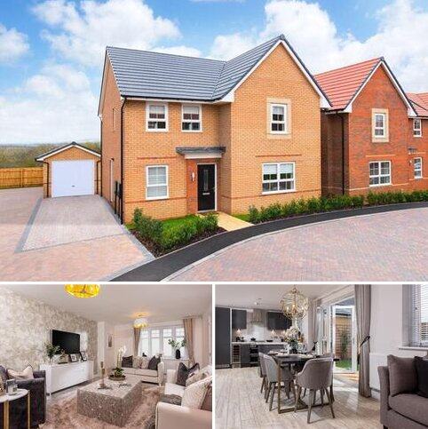 4 bedroom detached house for sale - Camberley at Lyveden Fields Livingstone Road, Corby NN18