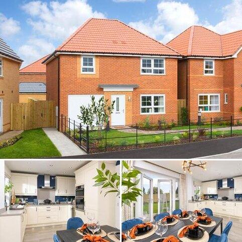 4 bedroom detached house for sale - Windermere at Poppy Fields, Cottingham Harland Way, Cottingham HU16