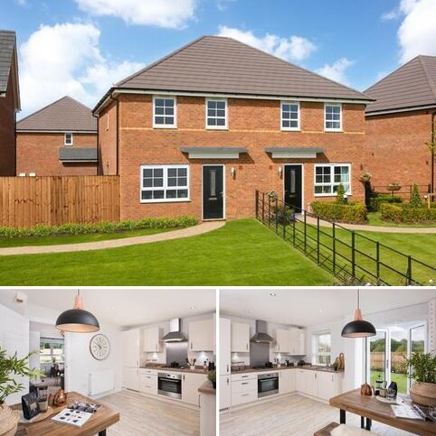 3 bedroom end of terrace house for sale - Maidstone at Torne Farm Bankwood Crescent, New Rossington DN11