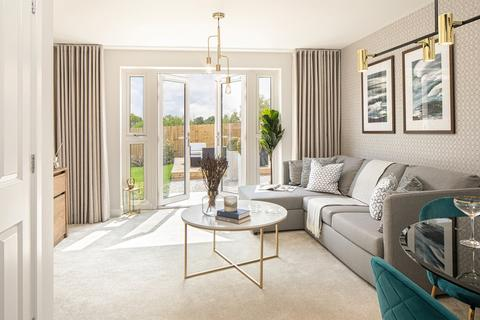 3 bedroom semi-detached house for sale - Norbury at Canal Quarter at Kingsbrook Burcott Lane, Broughton, Aylesbury HP22