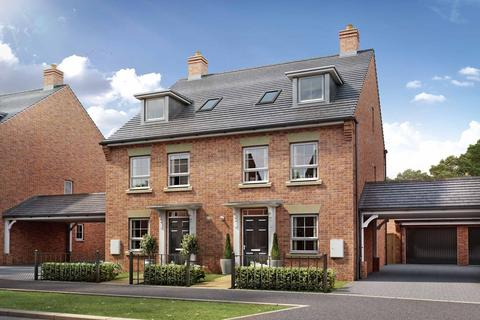 4 bedroom semi-detached house for sale - Rochester at Orchard Green @ Kingsbrook Armstrongs Fields, Broughton, Aylesbury HP22