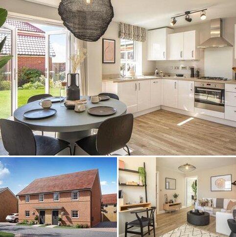 3 bedroom semi-detached house for sale - Brancaster at Hampton Water Aqua Drive, Hampton Water, Hampton PE7