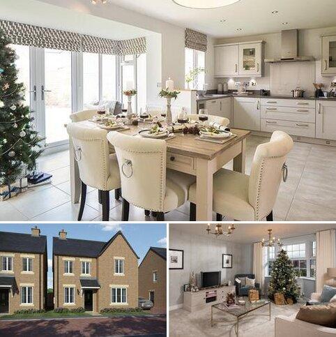 4 bedroom detached house for sale - HOLDEN at Hemins Place at Kingsmere Vendee Drive, Kingsmere, Bicester OX26