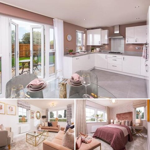 3 bedroom detached house for sale - Ennerdale at Charfield Gardens Wotton Road, Charfield GL12